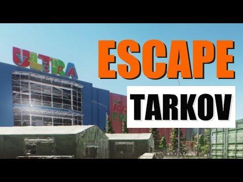 LOST IN THE MALL! (Escape from Tarkov Funny Moments w/ Vital)