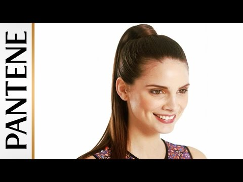 How to Get the Perfect Sleek Ponytail | Pantene