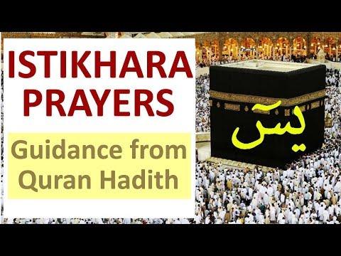How to Perform and Pray Istikhara Prayers