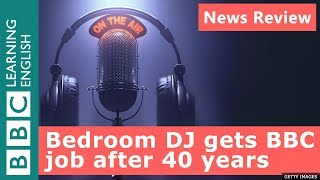 Bedroom DJ is finally famous: News Review