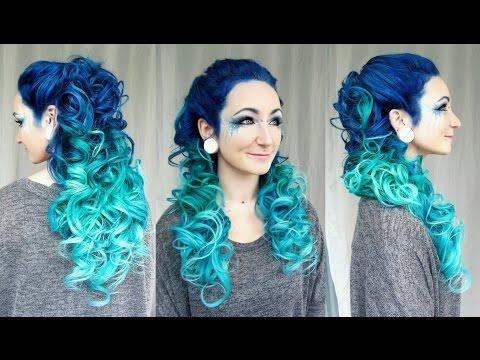 WATERFALL OMBRE HAIR - Tutorial by Cira Las Vegas