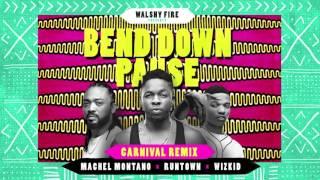 Runtown & Walshy Fire: Bend Down Pause Remix ft. Wizkid & Machel Montano | Soca 2016