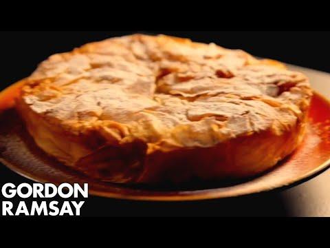 Simple Chicken Pastilla (Moroccan Pie) - Gordon Ramsay