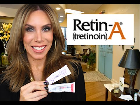 RETIN-A for ANTI-AGING | What It Really Does and How to Apply