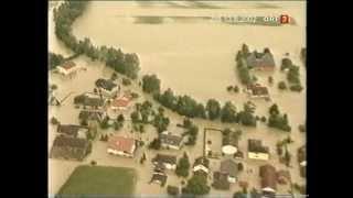 Hochwasser 2002 - ORF ZIB 13.08.2002