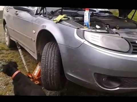 Saab 95 DPF & turbo