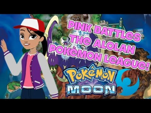 Xxx Mp4 Pink Battles The Alolan Pokemon League POKEMON MOON 3gp Sex