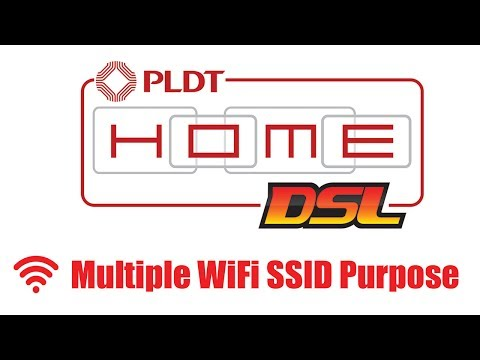 How To Use Multiple WiFi Connection/SSID in Your PLDT Router