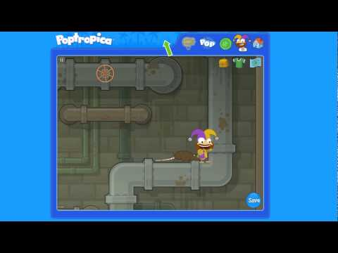 Poptropica SuperPower Island Ratman