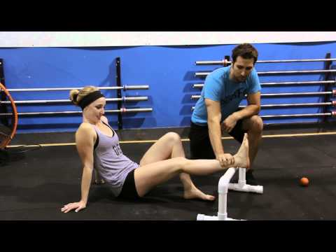 Mobility Time - Ankle Mobility 1