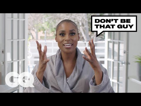 Issa Rae Shares Her Best Dating Advice for Men   GQ
