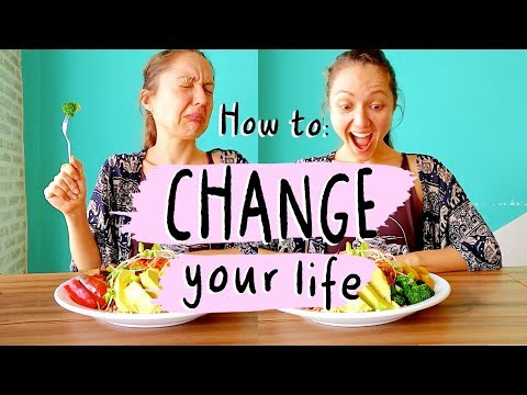 How To Change Your Life 🍏 Build Good HABITS & Make Them STICK
