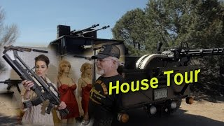 Most Armed Man in America House Tour