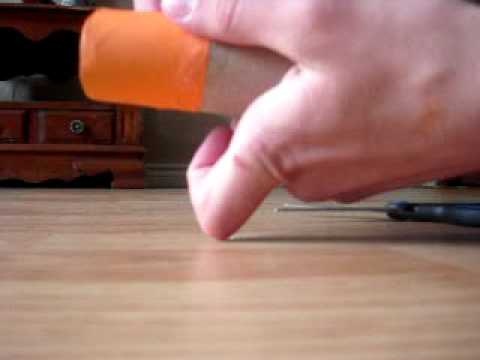 How To Make A Penny Shooter Out Of Household Items