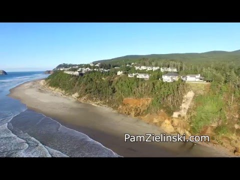 Majestic Oceanfront Home on the Oregon Coast | Oceanside luxury real estate