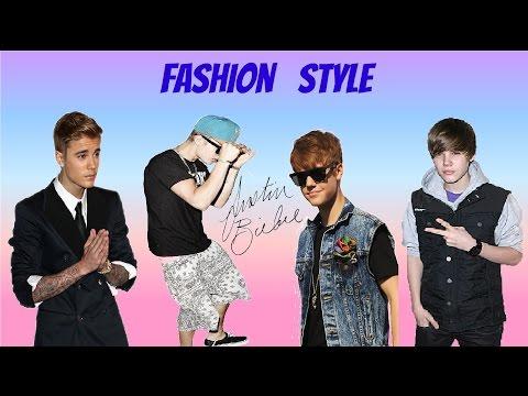 Justin Bieber Fashion Style (2009-2014)
