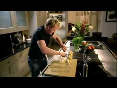gordon ramsay, How to finish your trifle