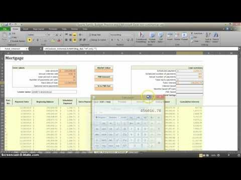 How to Make a Budget in Excel - Aux. 1