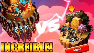 Monster Legends - TEAM WARS - Monster Max Vs ANGE & TIGROU