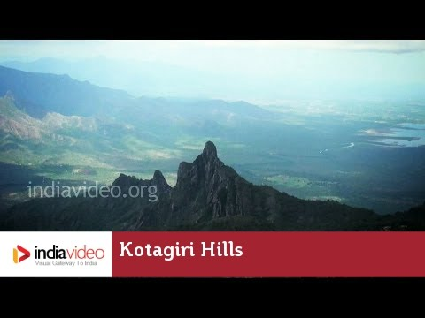 Kotagiri Hills - Where the English rested | India Video