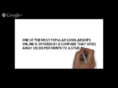 Left Handed Scholarships - $10,000 Potential College Money