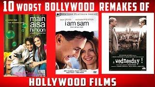 10 Worst Bollywood Remakes of Hollywood Films | Simbly Chumma