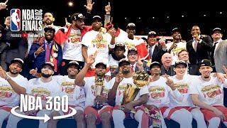 NBA 360   2019 NBA Finals
