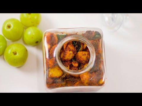 Gooseberry Pickles | Amla Pickles | Neelkai Pickles