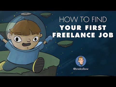 How to get your first freelance job