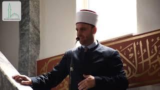 Myfti Dr.Qenan ef. Ismaili   Hutbe e xhumasë   Xhamia e fshatit Batincë  