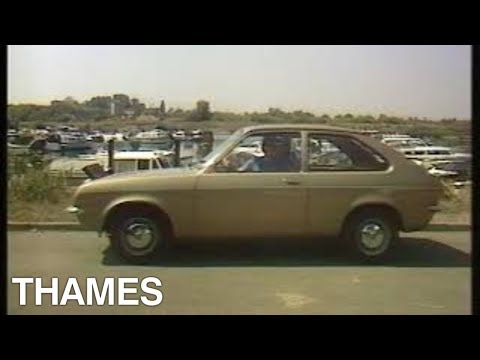 Vauhall Chevette | Retro Car | Drive In | 1975