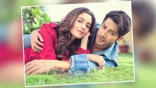 Alia Bhatt And Varun Dhawan Hot Intimate Filmfare Photoshoot 2017