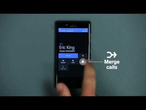 How to use Conference Call with Windows Phone? - Mobistar