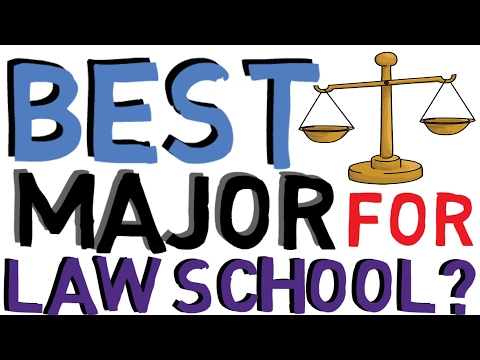 What is the Best Major for Law School?