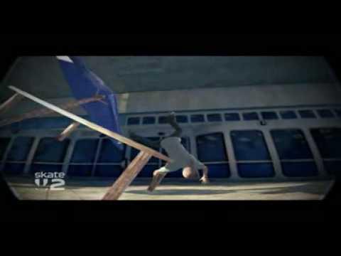 EA Skate 2 - Ouch...