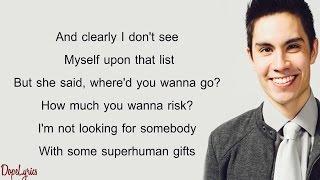 SOMETHING JUST LIKE THIS - Chainsmokers & Coldplay   Sam Tsui & KHS COVER (Lyrics)