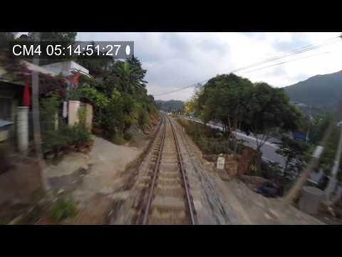 Train Driver record SE4 Nha Trang - Tuy Hoa (2015)