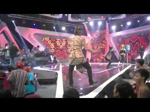 Mr Temon Holic Joget Danang dan Inul Daratista nyanyi Ngamen 5