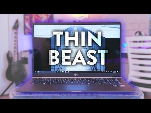 LG gram 2018 Review - World's Lightest Laptop?