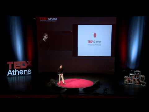 What -x- stands for: Ramy Nassar at TEDxAthens