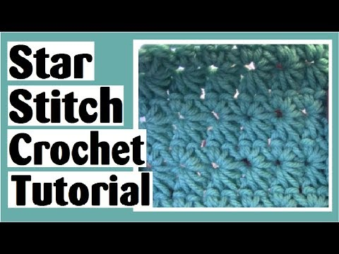 Star Stitch Crochet Tutorial - Learn How to Crochet with Darlene