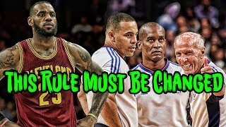 THIS HORRIBLE RULE IS RUINING THE NBA!
