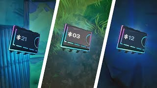 Fortnite - All Fortbyte Locations Guide (Fortbytes #1-25)