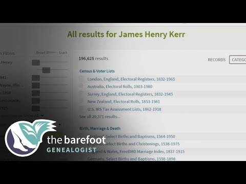 Top Ancestry Search Tips and Tricks