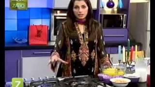 White Chicken Karahi And Special Falooda by Chef Tahira Mateen