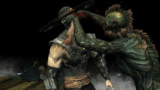 Mortal Kombat X Mobile - Kraken Reptile Challenge [HD/HQ; Android/iOS]