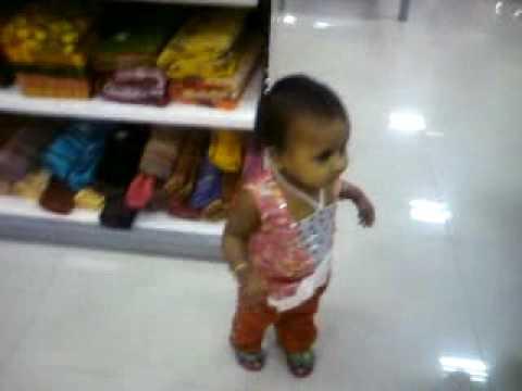 1 Year Old Toddler Walking