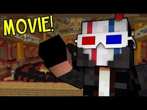Minecraft The Purge MOVIE!   SURVIVE THE PURGE! - Minecraft Roleplay