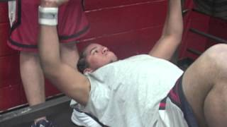 Pequea Valley Weight Room