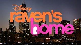 ravens home disney channel